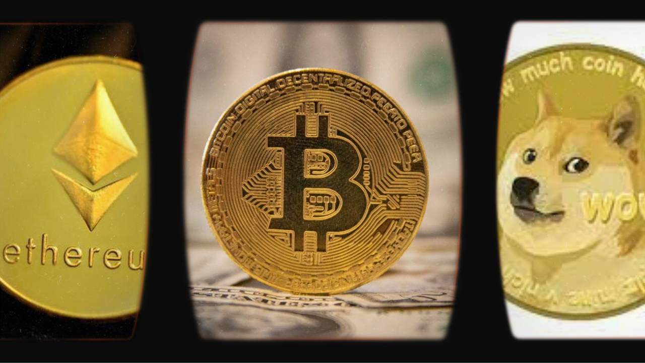 Bitcoin, Ether, Dogecoin Price Drops. Check the latest price.