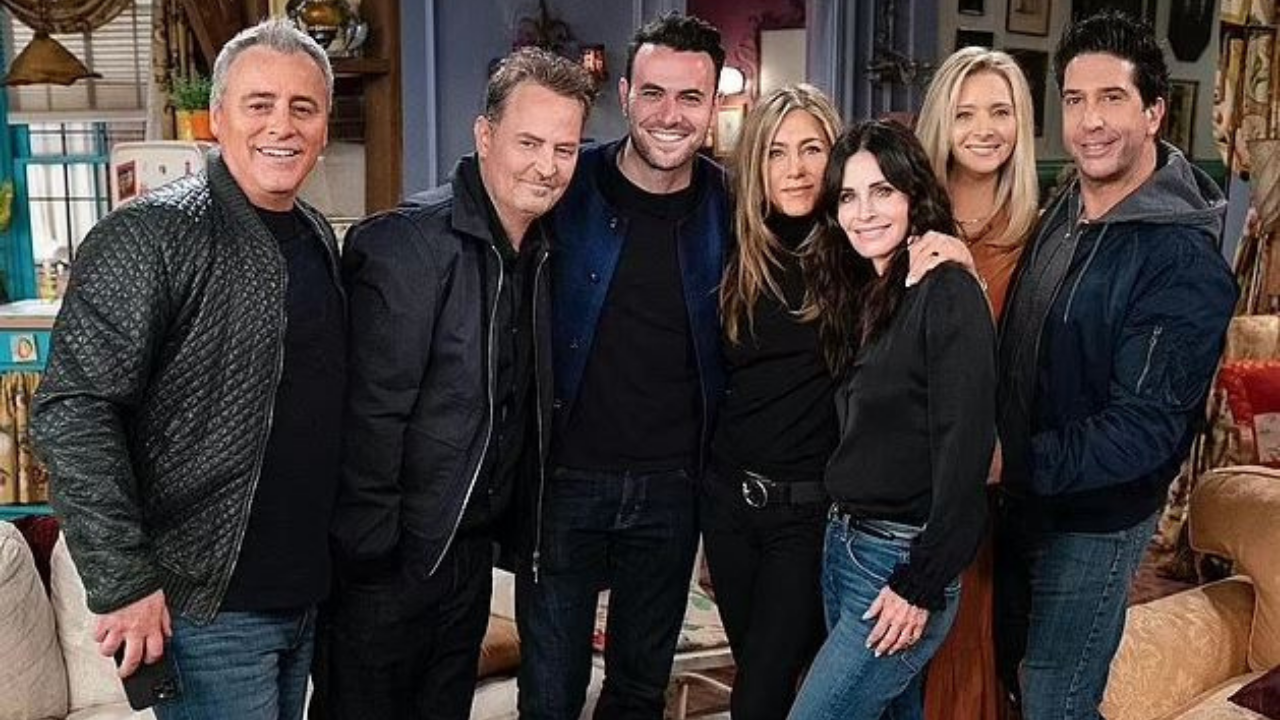 Friends Reunion: Director Ben Winston responded to criticism 'lacked diversity'