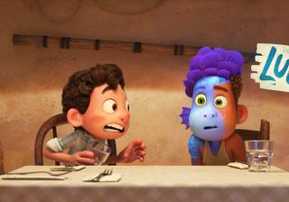 Pixar's 'Luca' Film Review: An Aquatic Creature