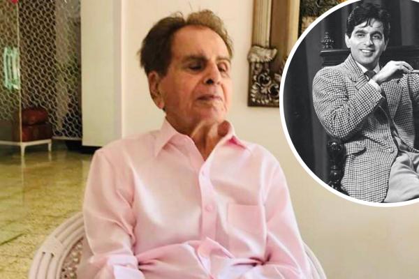 """Dilip Kumar : """"Muhammed Yusuf Khan"""" dies at 98."""